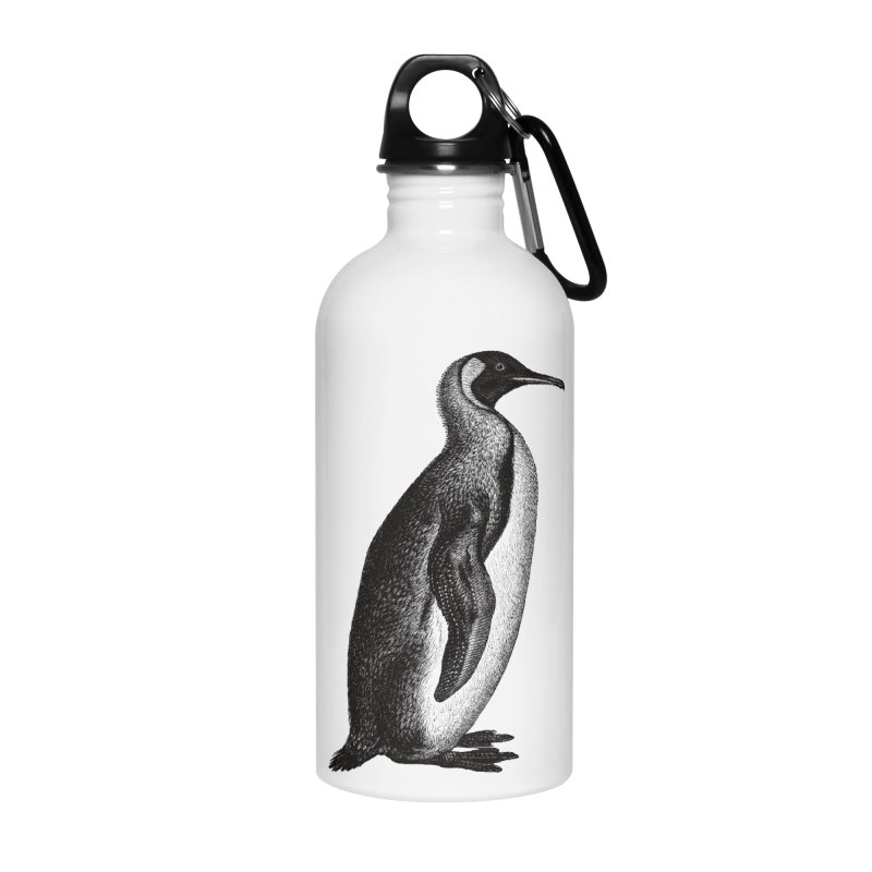 Pete Accessories Water Bottle by Mitchell Black's Artist Shop