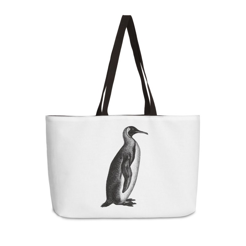 Pete Accessories Weekender Bag Bag by Mitchell Black's Artist Shop