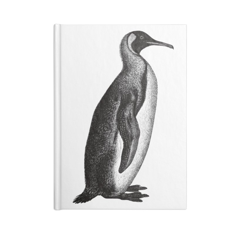 Pete Accessories Blank Journal Notebook by Mitchell Black's Artist Shop