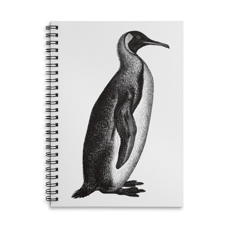 Pete Accessories Lined Spiral Notebook by Mitchell Black's Artist Shop