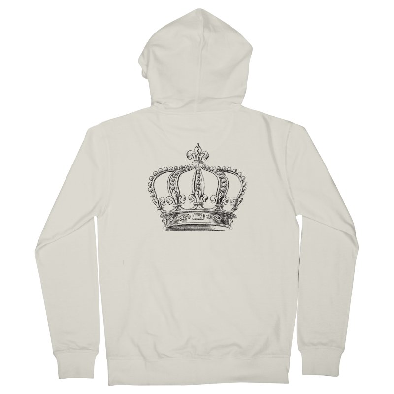 Your Royal Highness Women's Zip-Up Hoody by Mitchell Black's Artist Shop