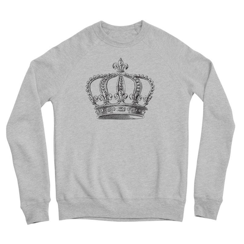 Your Royal Highness Men's Sponge Fleece Sweatshirt by Mitchell Black's Artist Shop