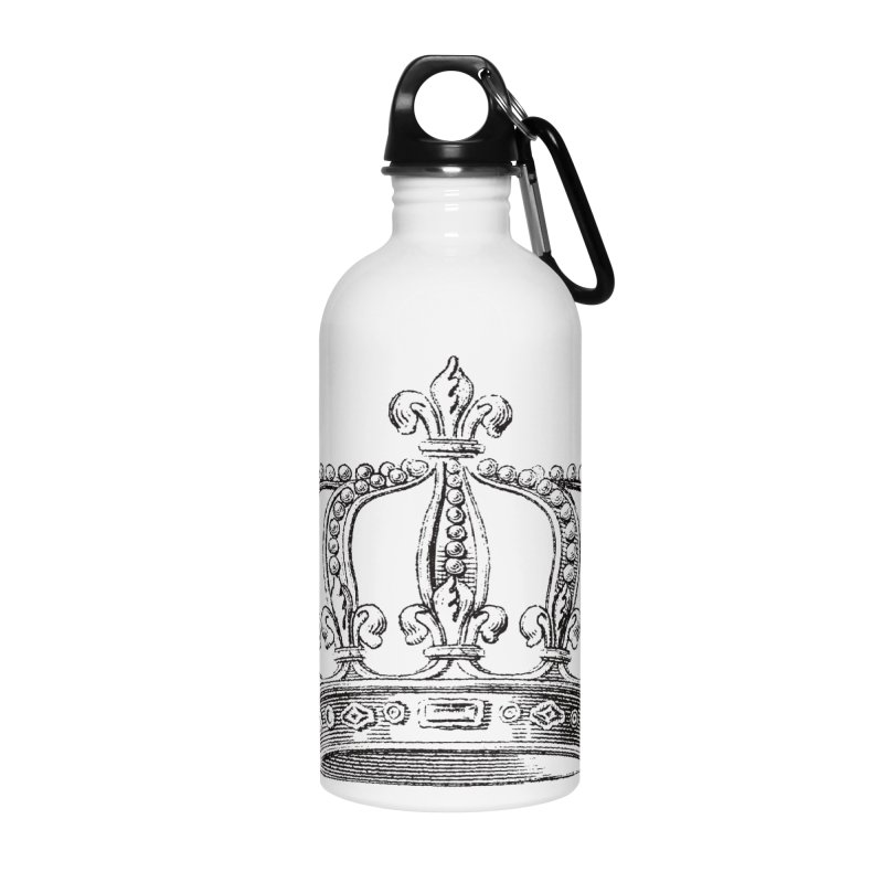 Your Royal Highness Accessories Water Bottle by Mitchell Black's Artist Shop