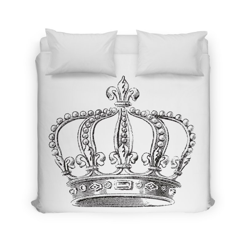 Your Royal Highness Home Duvet by Mitchell Black's Artist Shop