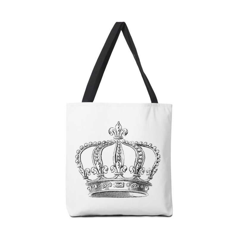 Your Royal Highness Accessories Tote Bag Bag by Mitchell Black's Artist Shop