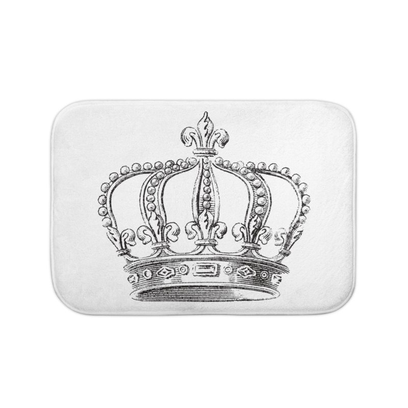 Your Royal Highness Home Bath Mat by Mitchell Black's Artist Shop