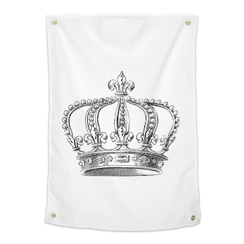 Your Royal Highness Home Tapestry by Mitchell Black's Artist Shop