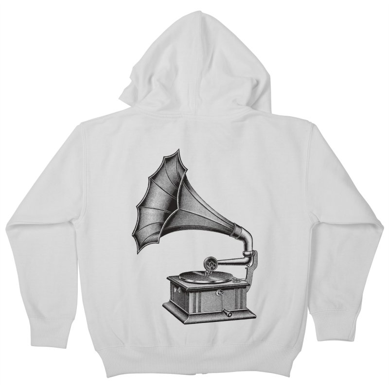 Phonograph   by Mitchell Black's Artist Shop