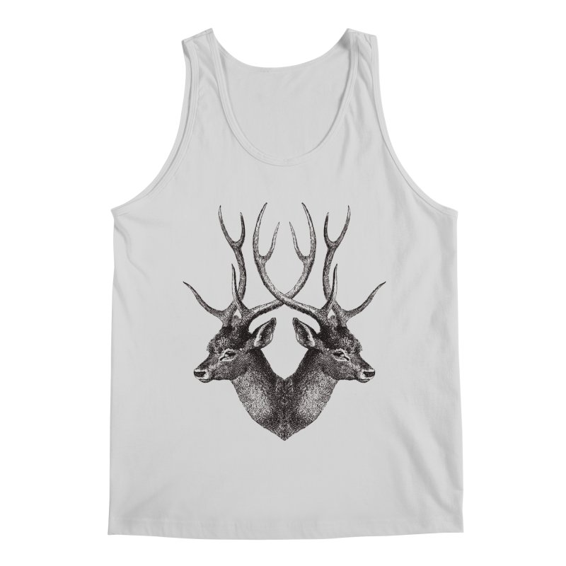 Stag Men's Regular Tank by Mitchell Black's Artist Shop