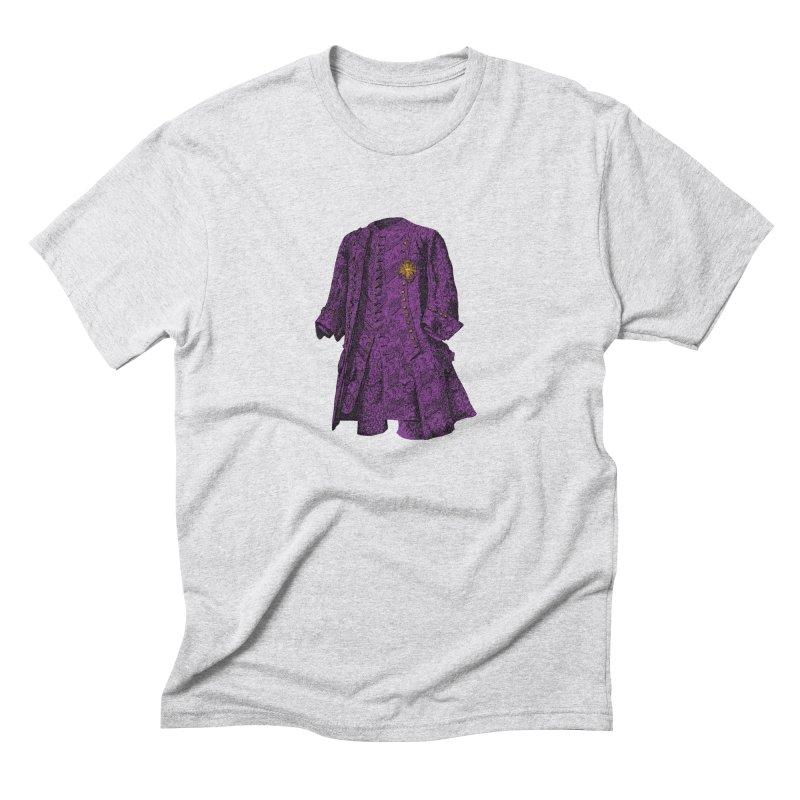 The Purple One Men's Triblend T-Shirt by Mitchell Black's Artist Shop