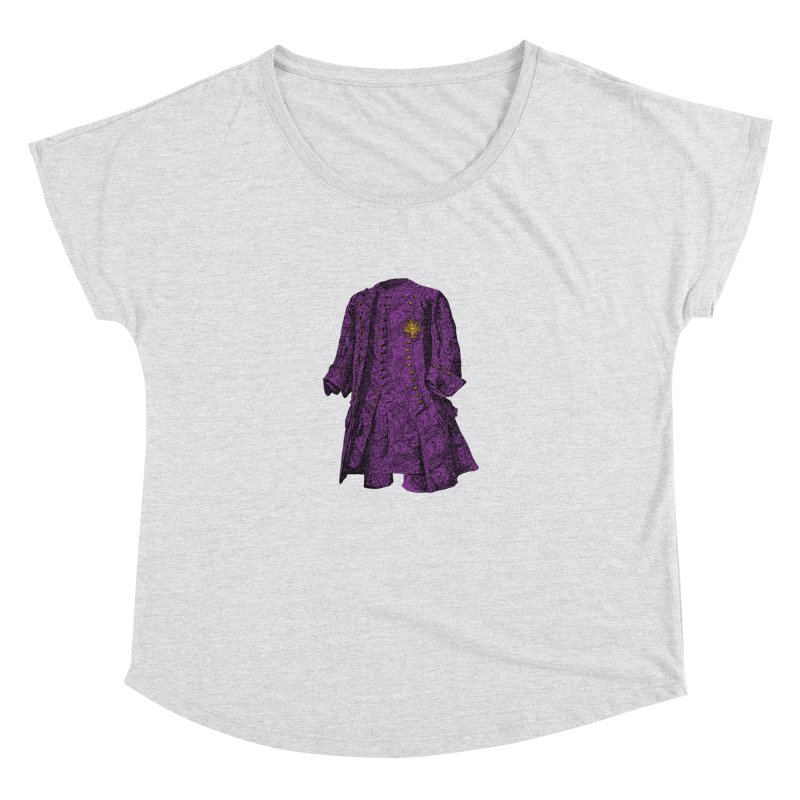 The Purple One Women's Dolman by Mitchell Black's Artist Shop