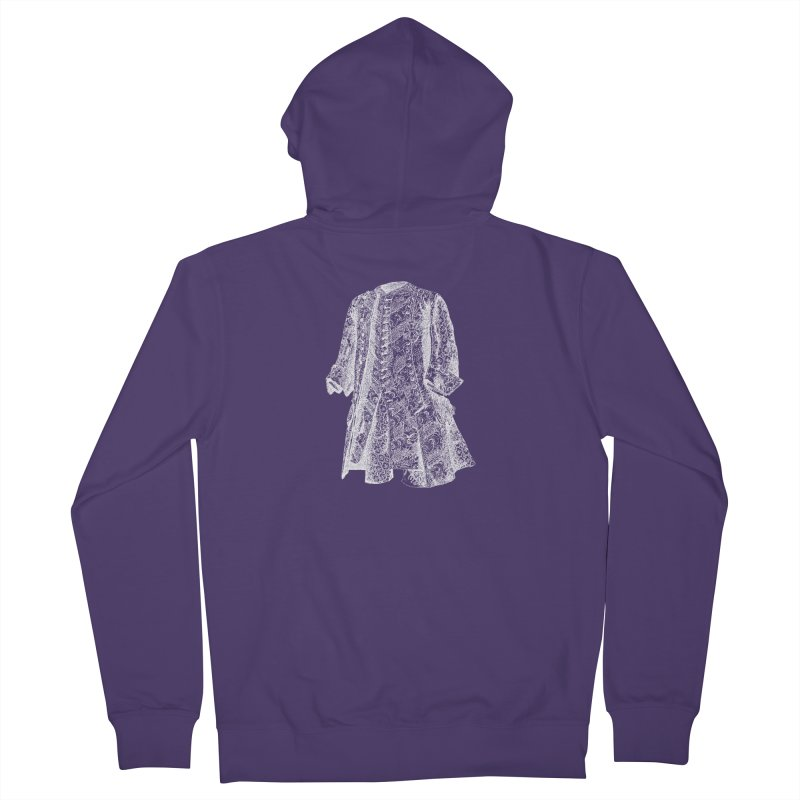 Prince Women's French Terry Zip-Up Hoody by Mitchell Black's Artist Shop
