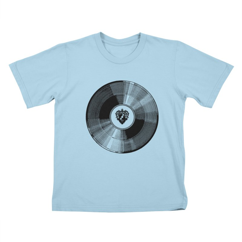 12 inches Kids T-Shirt by Mitchell Black's Artist Shop