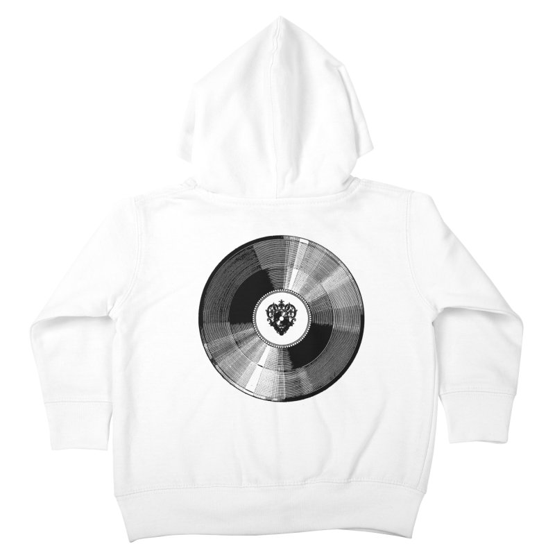 12 inches Kids Toddler Zip-Up Hoody by Mitchell Black's Artist Shop