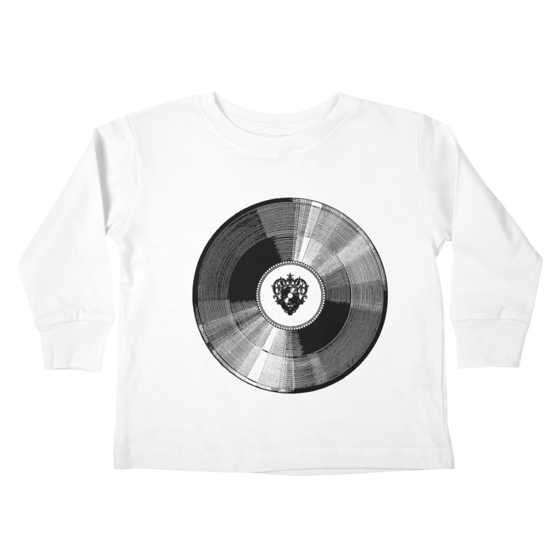 12 inches Kids Toddler Longsleeve T-Shirt by Mitchell Black's Artist Shop
