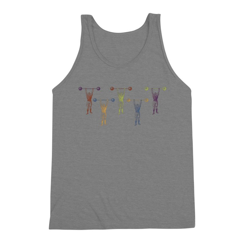 All I Need is a Strong Man Men's Tank by Mitchell Black's Artist Shop