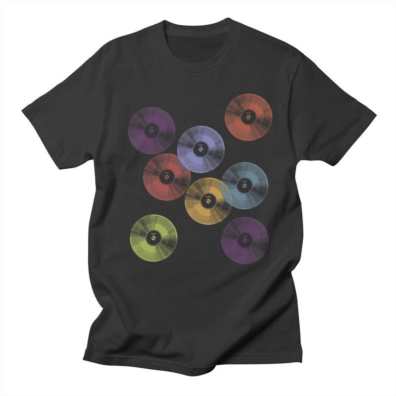 Hey Mr. DJ Men's T-shirt by Mitchell Black's Artist Shop