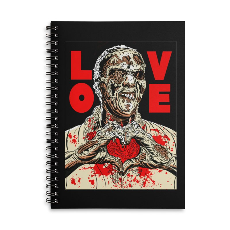 Zombie Love Accessories Notebook by Mitch O'Connell