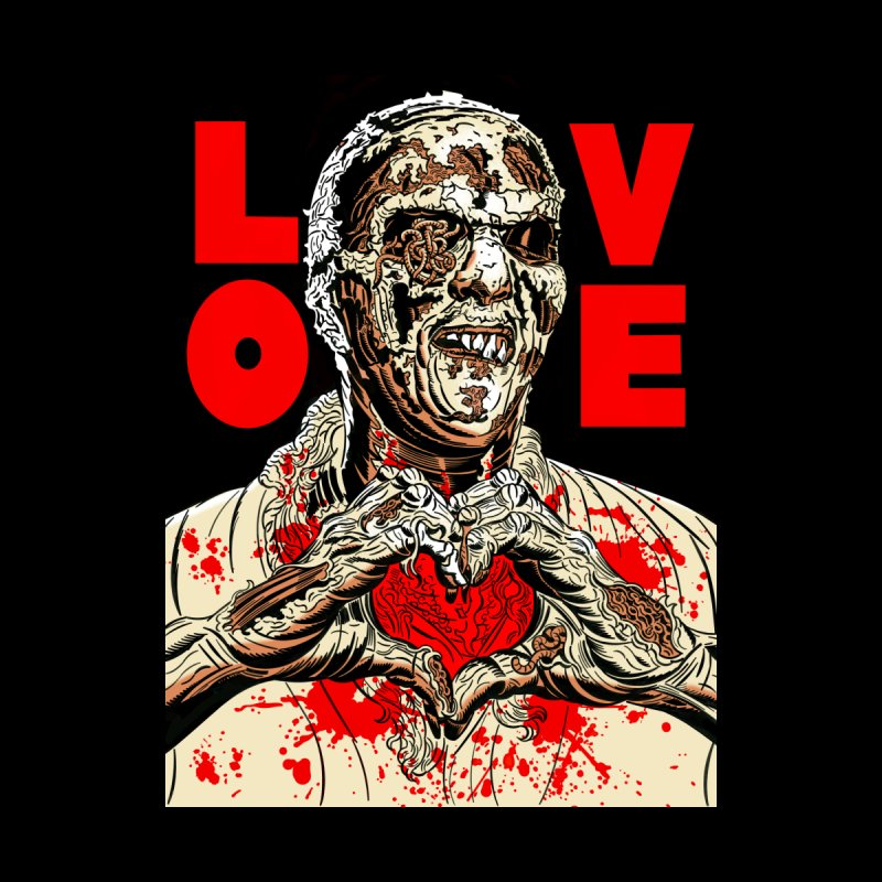Zombie Love by Mitch O'Connell