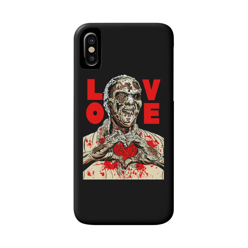 Zombie Love Accessories Phone Case by Mitch O'Connell