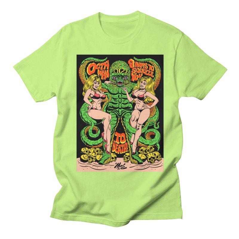 Octaman! Women's Regular Unisex T-Shirt by Mitch O'Connell