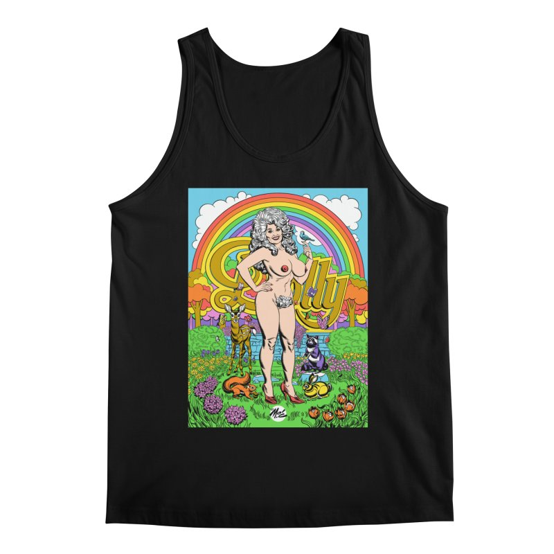 Dolly! Men's Tank by Mitch O'Connell