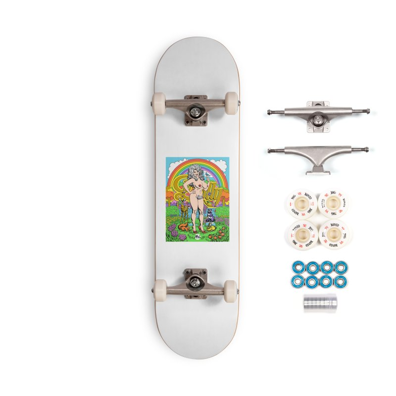 Dolly! Accessories Complete - Premium Skateboard by Mitch O'Connell