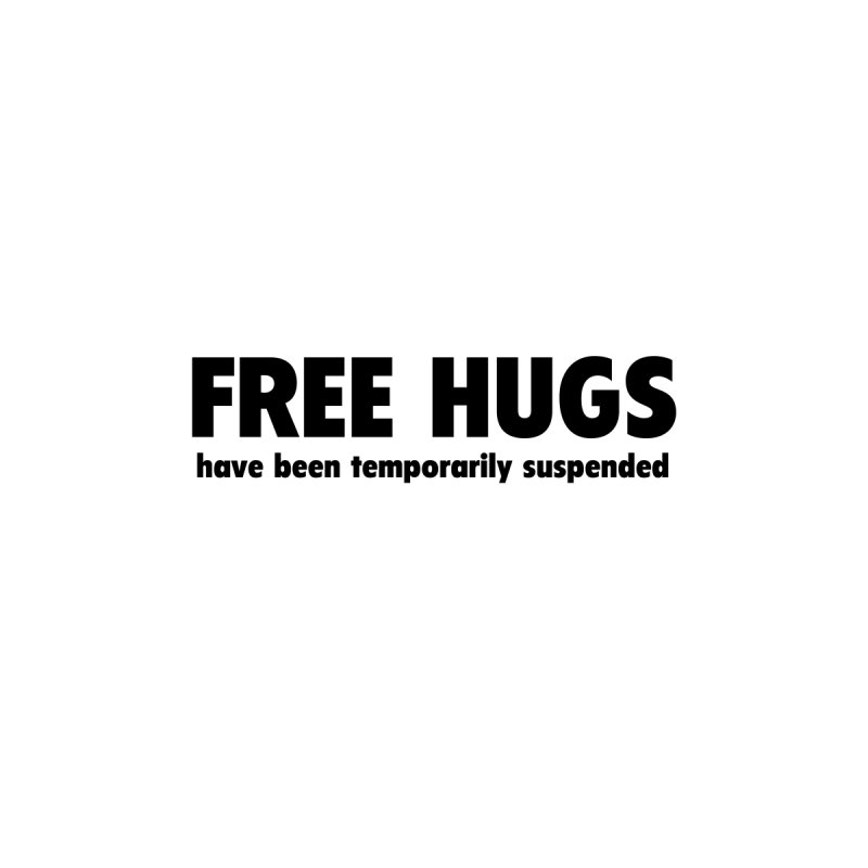 Free Hugs Facemask! Accessories Face Mask by Mitch O'Connell
