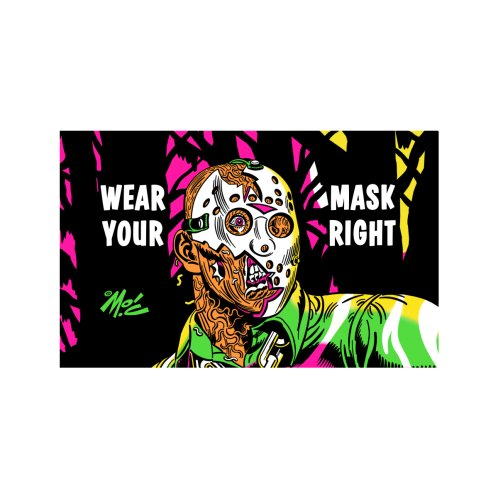 Design for Jason Facemask!