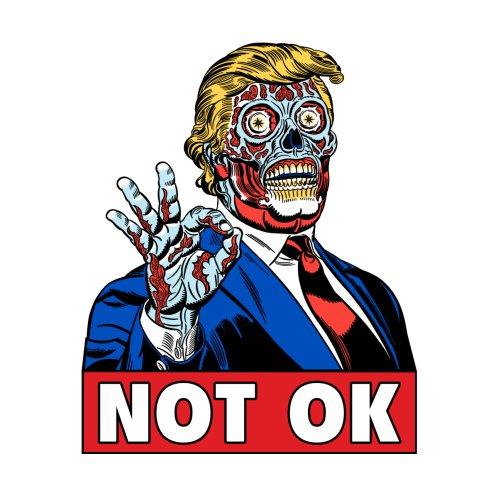 Design for Trump Not OK