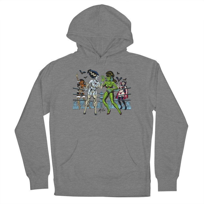 Halloween 2020! Women's Pullover Hoody by Mitch O'Connell