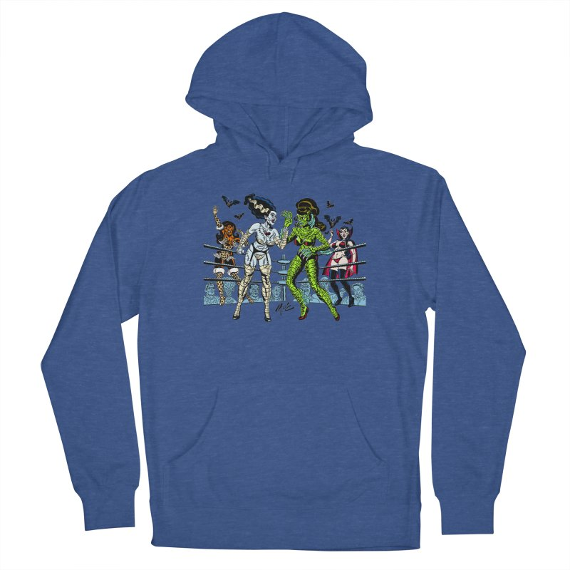 Halloween 2020! Men's Pullover Hoody by Mitch O'Connell