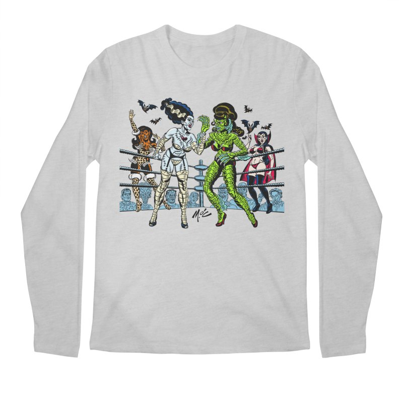 Halloween 2020! Men's Longsleeve T-Shirt by Mitch O'Connell