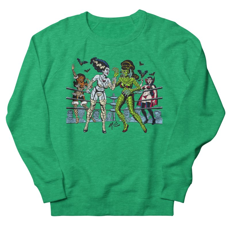 Halloween 2020! Women's Sweatshirt by Mitch O'Connell