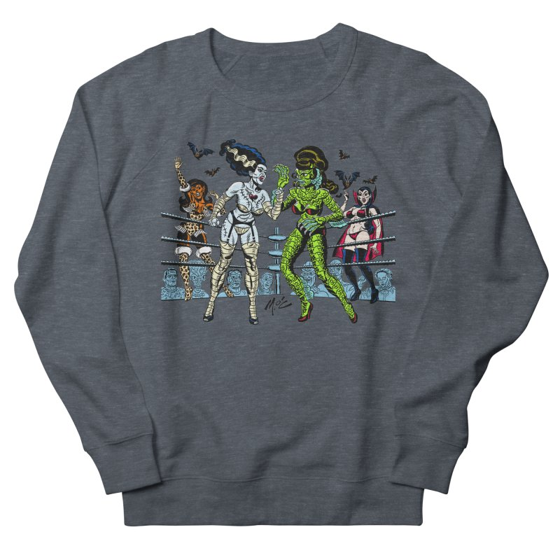 Halloween 2020! Men's Sweatshirt by Mitch O'Connell