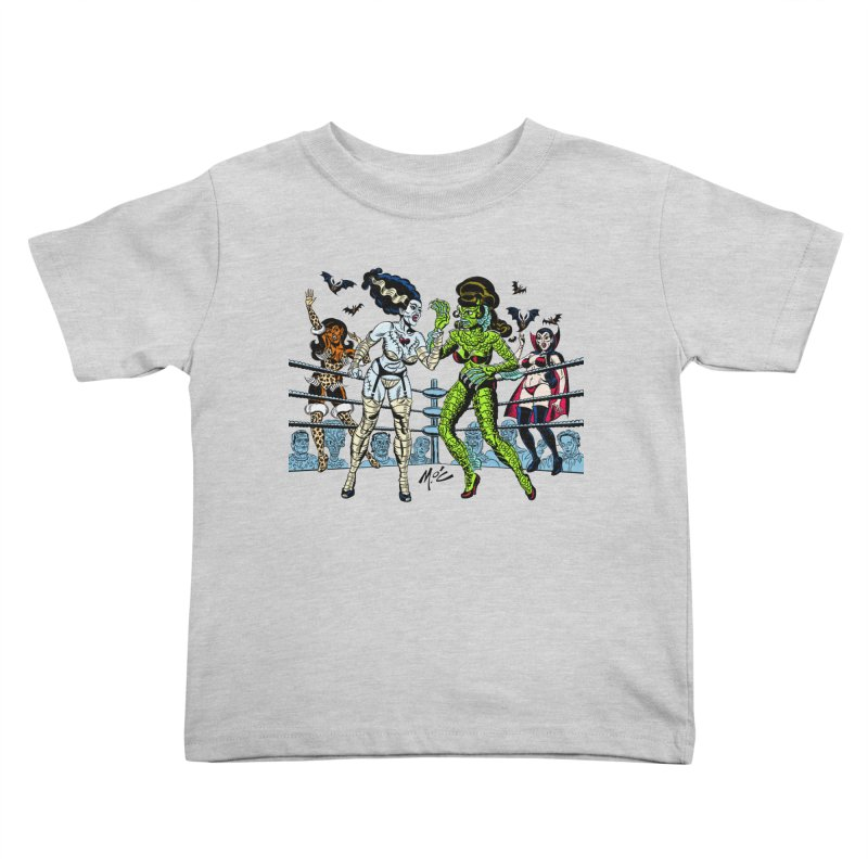 Halloween 2020! Kids Toddler T-Shirt by Mitch O'Connell
