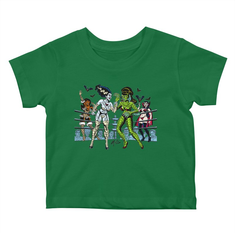 Halloween 2020! Kids Baby T-Shirt by Mitch O'Connell