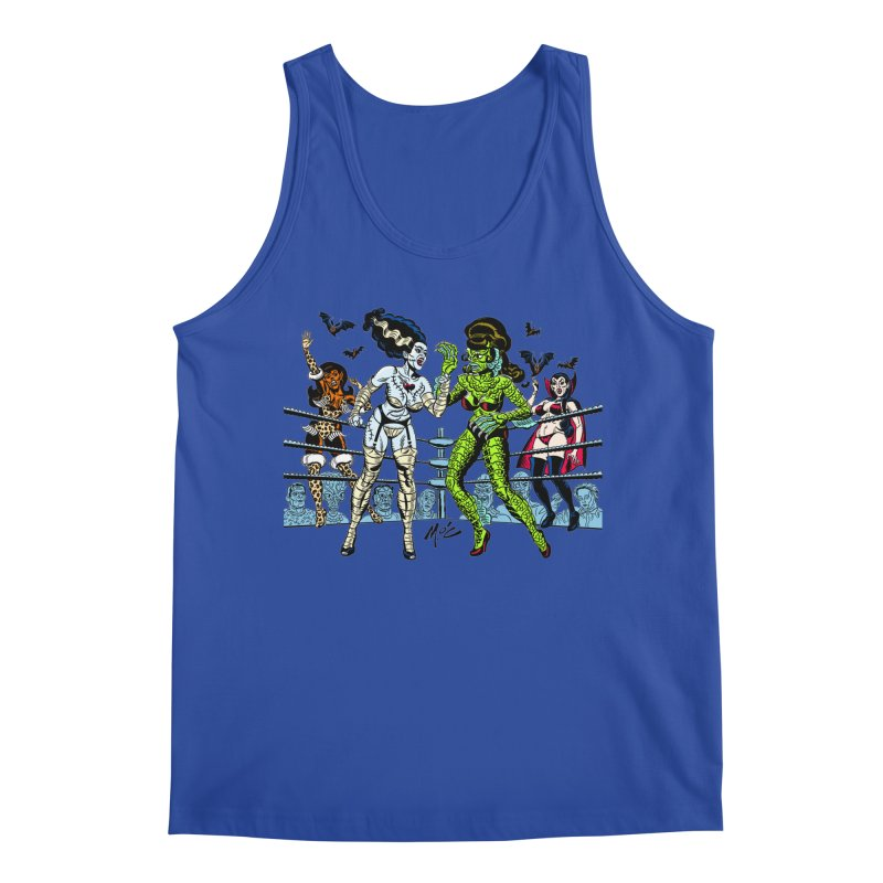 Halloween 2020! Men's Tank by Mitch O'Connell