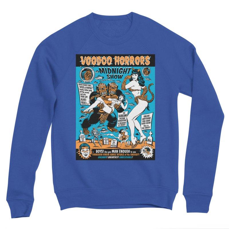 Voodoo Spookshow! Women's Sweatshirt by Mitch O'Connell