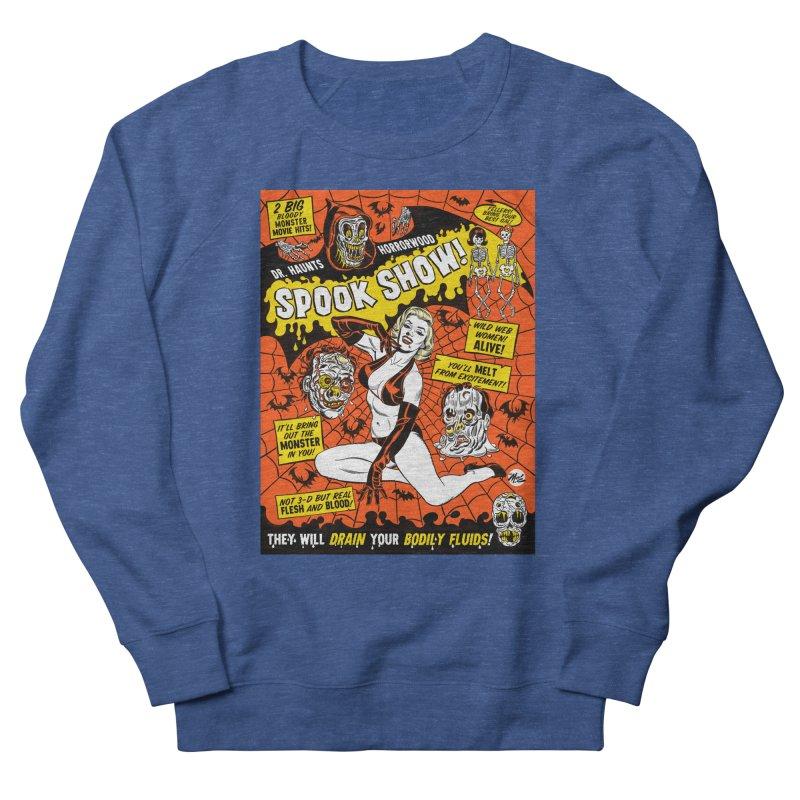 Dr. Haunt's Spookshow! Men's Sweatshirt by Mitch O'Connell