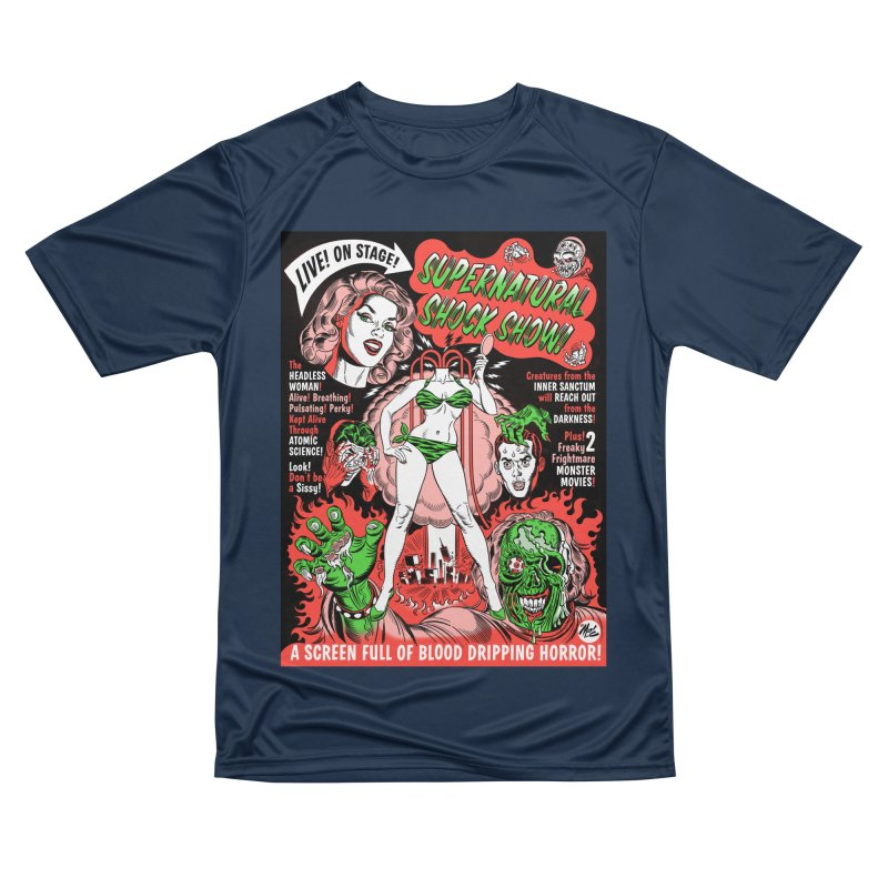 Supernatural Spookshow! Men's T-Shirt by Mitch O'Connell