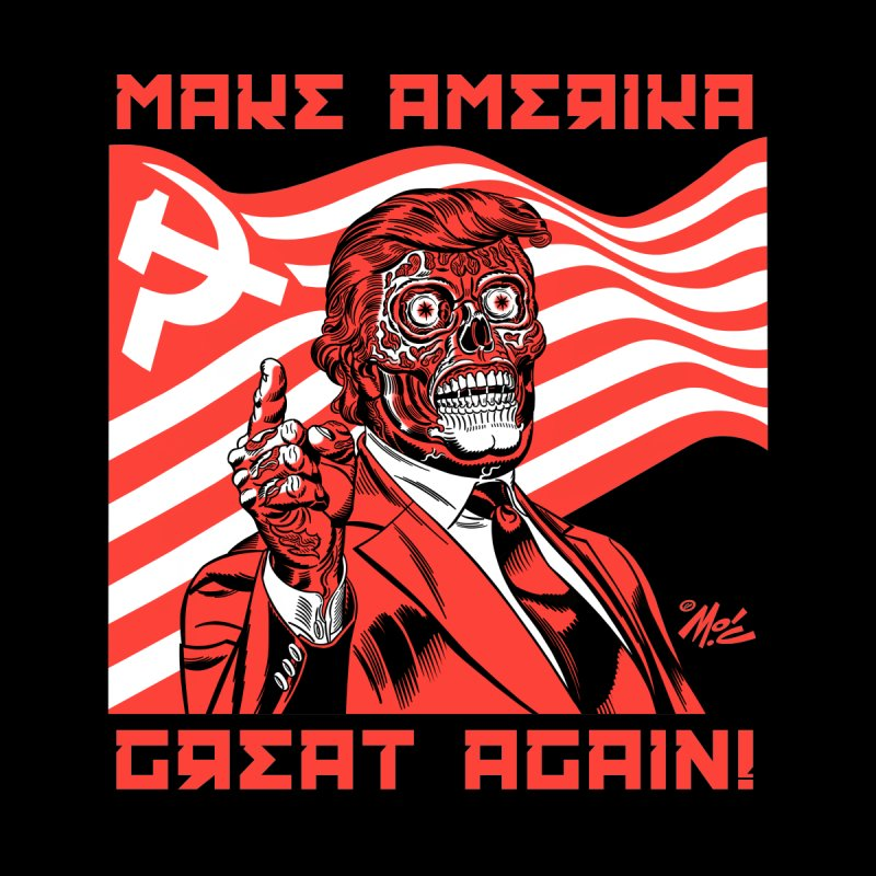 Make Amerika Great Again!   by Mitch O'Connell