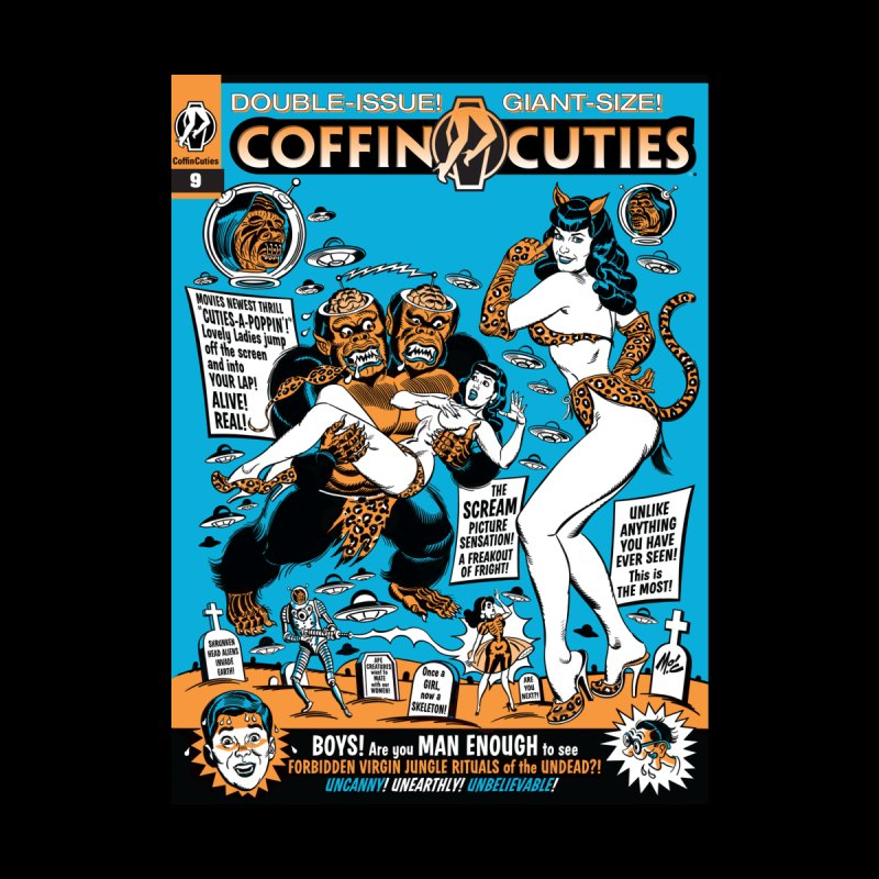 Coffin Cuties!   by Mitch O'Connell