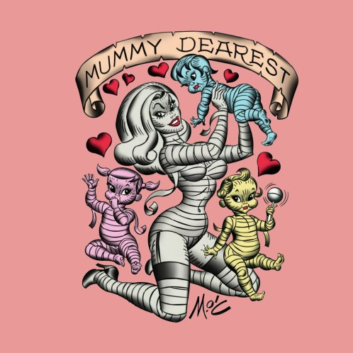 Design for Mummy Dearest