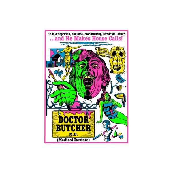 image for Dr. Butcher M.D.