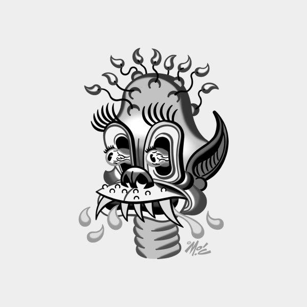Design for Classic Beaver Monster Fink #4!