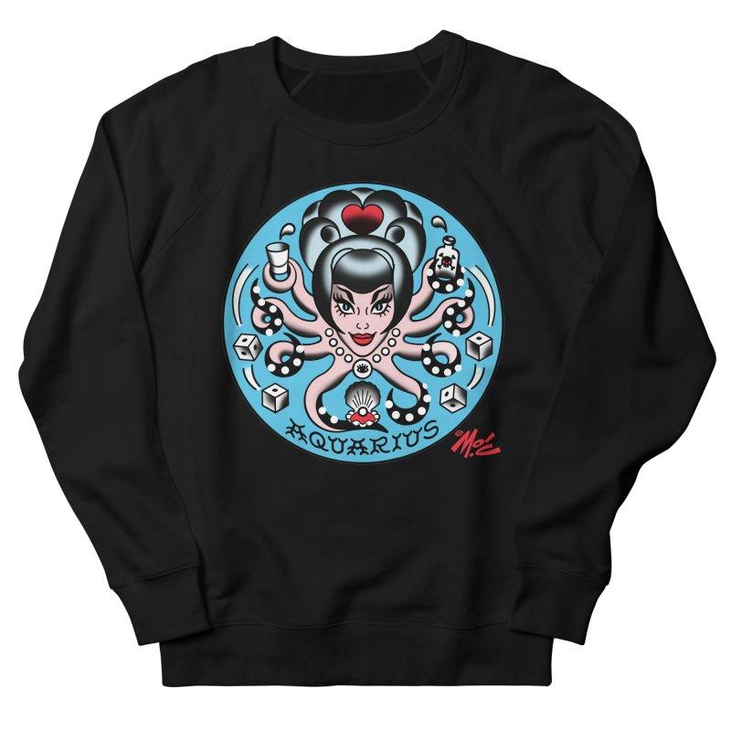 AQUARIUS! Women's Sweatshirt by Mitch O'Connell