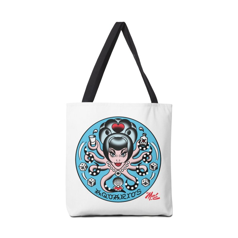 AQUARIUS! Accessories Bag by Mitch O'Connell