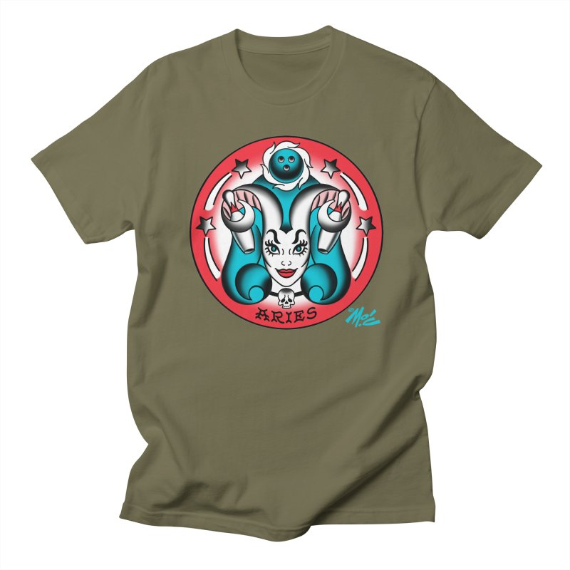 ARIES! Men's T-shirt by Mitch O'Connell