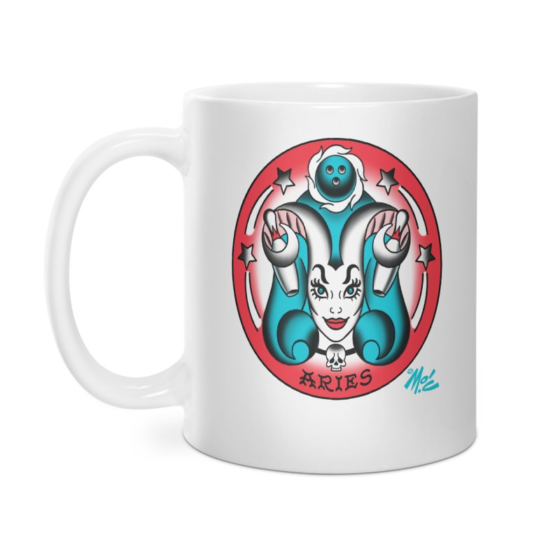 ARIES! Accessories Mug by Mitch O'Connell